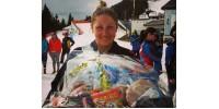 Белорусская горнолыжница завоевала золото на Универсиаде-2017