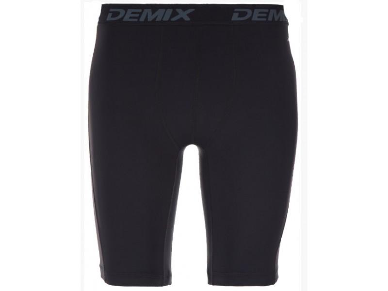 Шорты для тренинга Demix мужские чёрный арт.S17ADESHM10-99