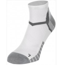 Носки для бега Demix (1 пара) белый/серый арт.S19ADESOU05-WA