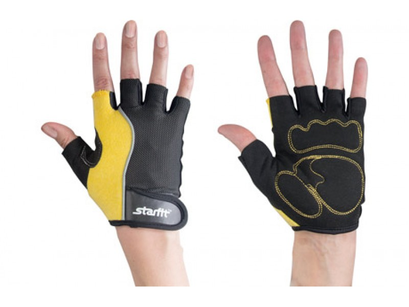 Перчатки для фитнеса STARFIT арт.SU-108-S