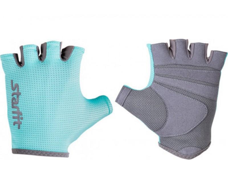 Перчатки для фитнеса Starfit арт.SU-127-MI/GR-M