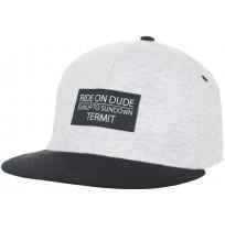 Бейсболка TERMIT серый/черный арт.S17ATECPM01-AB