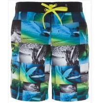 Шорты пляжные Termit мужские мультицвет арт.S18ATESHM03-MX