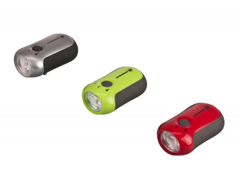 Динамо-фонарь мини Mini dynamo light