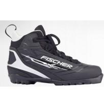 Ботинки беговые Fischer XC Sport Black арт.S23513
