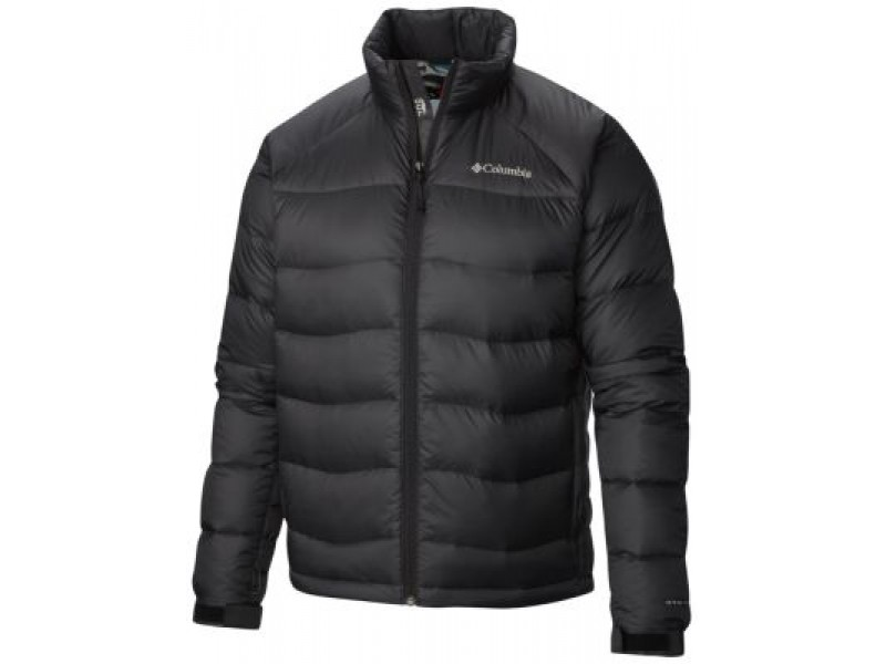 Куртка пуховая Columbia Upper Slopes II Down Jacket черный арт.PE5005-010