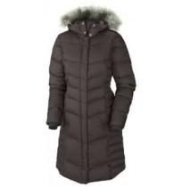 Пальто пуховое Columbia Madraune  II Jacket серый арт.WL5055-981