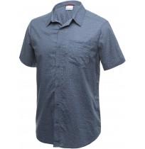 Рубашка с коротким рукавом Columbia Under Exposure  II Short Sleeve Shirt светло-голубой арт.AM9135-984