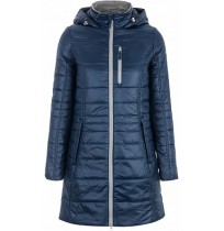 Куртка утепленная женская Outventure темно-синий арт.LWM103-Z4