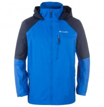 Ветровка муж Columbia Watertight™ Trek windbreaker синий р.L 1714191-438