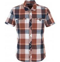 Рубашка мужская Merrell синий арт.S18AMRSRM01-M3