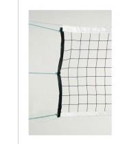 Сетка волейбольная зелен. (без троса) JAC9303