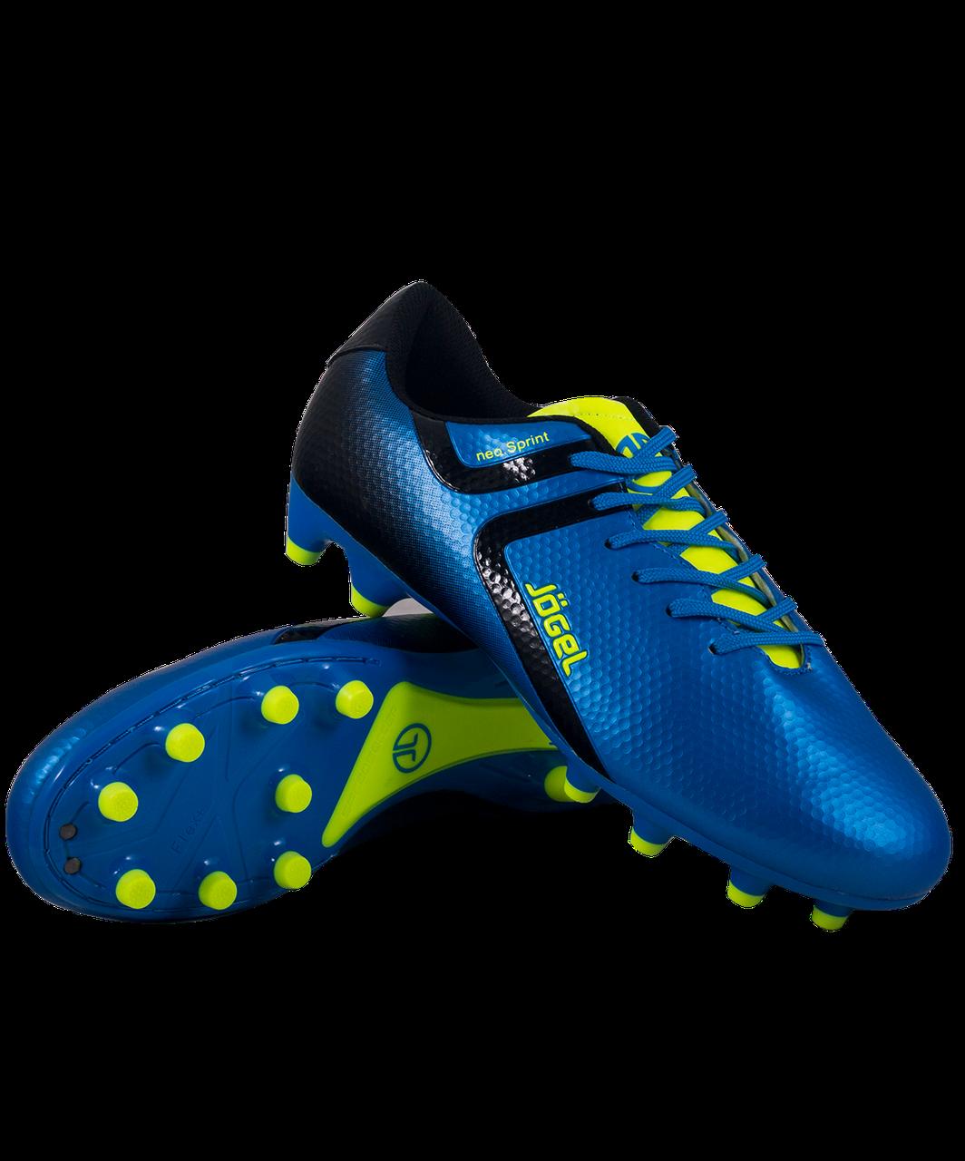 fcba42104908 Бутсы футбольные Jogel Rapido, синий арт.JSH1001-BL